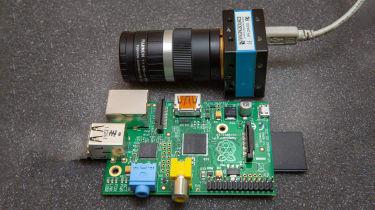 The Raspberry Pi's camera module