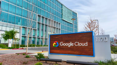 Google Cloud's headquarters