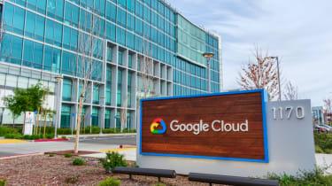 Google Cloud's headquarters