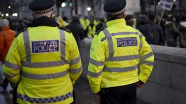 Police bill parliament