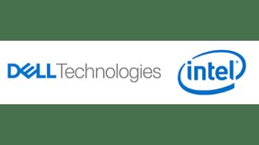 Dell Intel logo