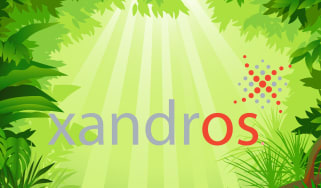 Lost world of Xandros