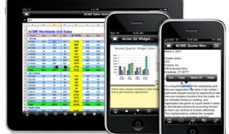 DataViz Documents To Go Premium for iPad and iPhone