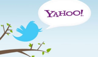 Yahoo and Twitter