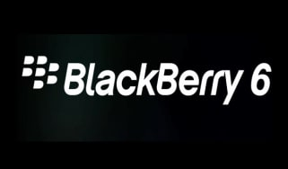 BlackBerry OS 6 logo
