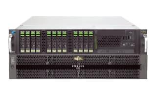 The Fujitsu Eternus CS800