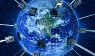 Ethernet globe