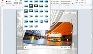 Microsoft Office 2010 PowerPoint Video Editing
