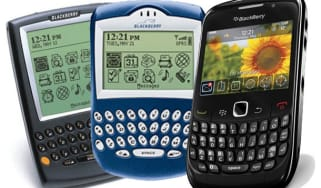evolution of BlackBerry
