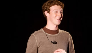 Facebook's Mark Zuckerberg