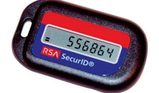 RSA SecurID token