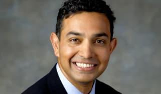Sanjay Jha, new co-chief executive of Motorola's phone division