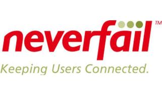 Neverfail Logo
