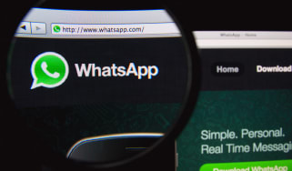 WhatsApp, Web app, Messaging