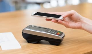card and contactless reader