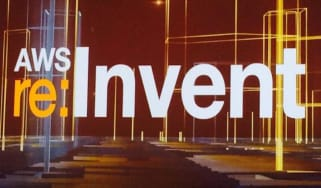 AWS re:Invent logo