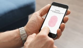 Smartphones now come equiped with fingerprint scanners