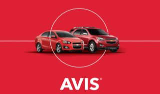 Avis business car hire
