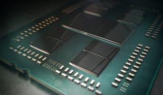 AMD Rome EPYC chip