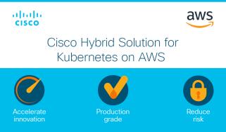 Cisco Hybrid Solution for Kubernetes on Amazon