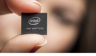 Intel XMM 8160 modem