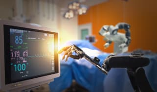 Machines replacing clinicians in the NHS