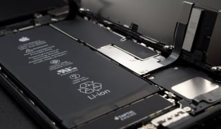 Inside an iPhone
