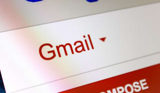 A screenshot shown the Gmail logo