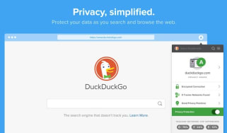 DuckDuckGo in Chrome