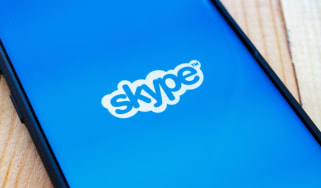 Skye app on phone