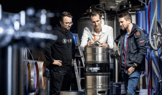 The Binary Beer project has used LoRaWAN to transmit the environmental conditions of kegs back to the brewer in real time