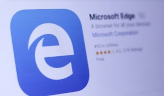 Microsoft Edge browser as a download