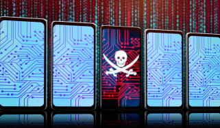 Smartphone hacking picture