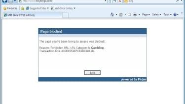 M86 Security Secure Web Gateway 5000