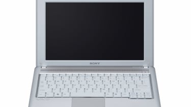Sony Vaio M Series in white