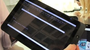 Choosing between Android and Windows at boot on the ViewPad 100