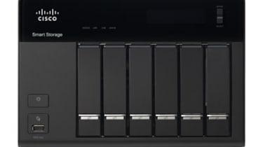 Cisco NSS 326 Smart Storage