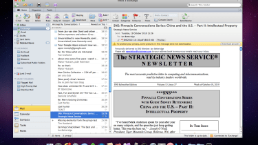 Microsoft Outlook 2011 for Mac