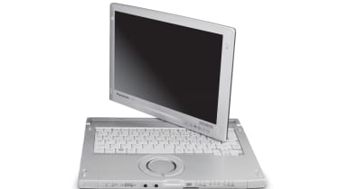 The Panasonic ToughBook CF-C1