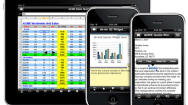 DataViz Documents To Go Premium for iPad and iPhone