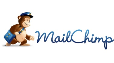 The MailChimp logo and mascot