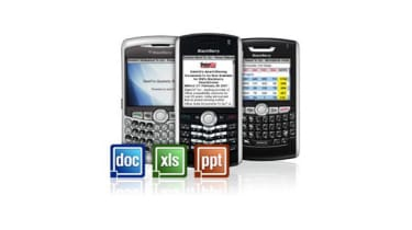 Step 7: How to use Office on a BlackBerry
