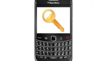 Step 8: How to secure a BlackBerry