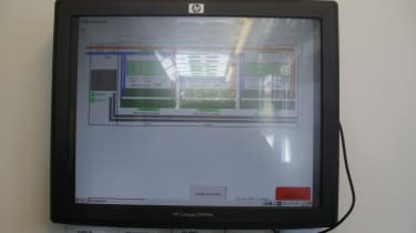 Control centre