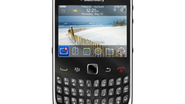The BlackBerry Curve 3G 9300