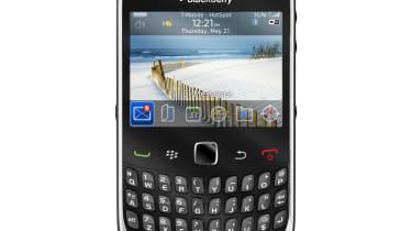 The BlackBerry Curve 3G 9300