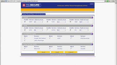 Netgear ProSecure UTM10