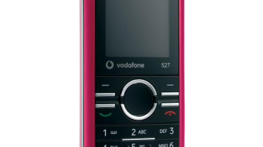 Vodafone's 527 - a 2G handset for developing markets