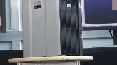 HP Z-800 workstation