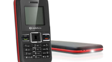 One of Vodafone's new handsets